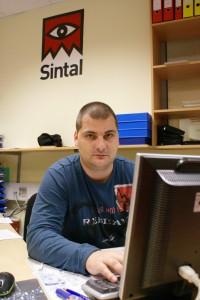 Matevž Debelak, vodja Sintalove operative
