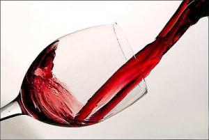 kozarec vina alkohol ropar