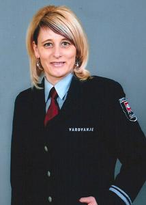 Darinka Petrovič, varnostnica v Sintalu Celje