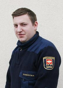 Elvis Kenjar, varnostnik v Sintalu