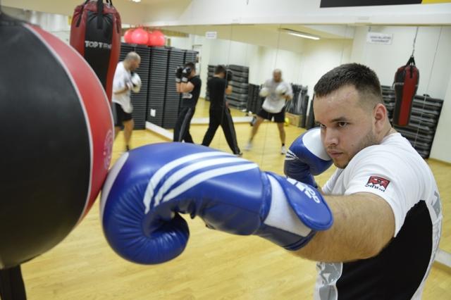 Elvis Erdić varnostnik trener boksa 4