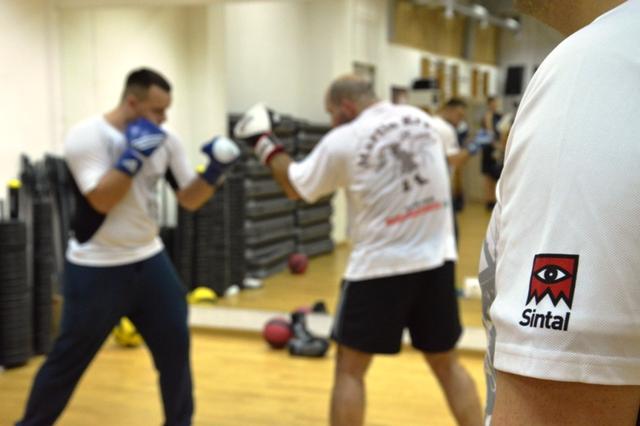 Elvis Erdić varnostnik trener boksa